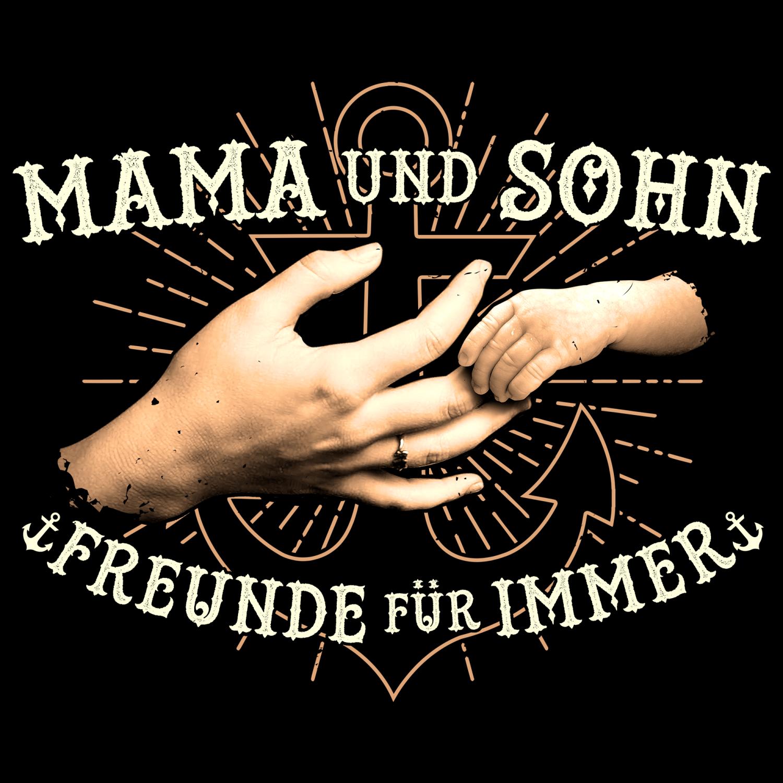 Mama Und Sohn Freunde Für Immer Turnbeutel Turnbeutel