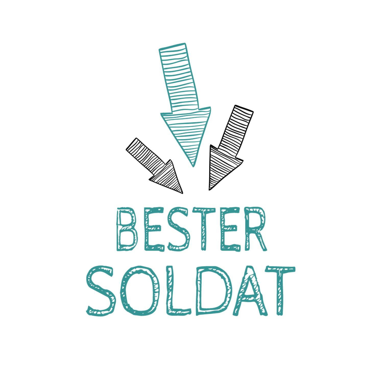 Bester Soldat der Welt Tasse Spruch Geschenk Idee Berufssoldat Bundeswehr Armee