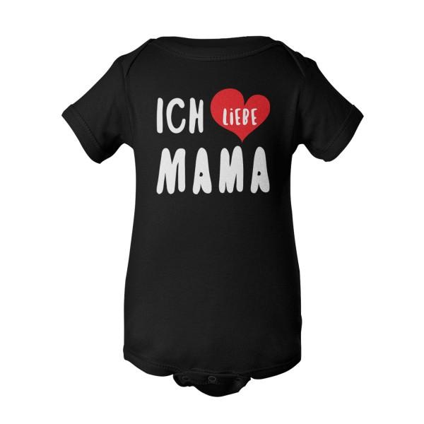 Ich liebe Mama - Baby Body