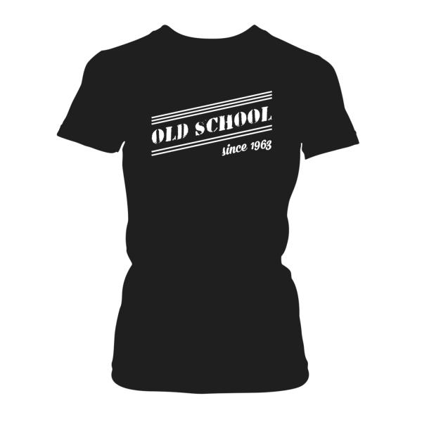 Old School Since 1963 - Damen T-Shirt