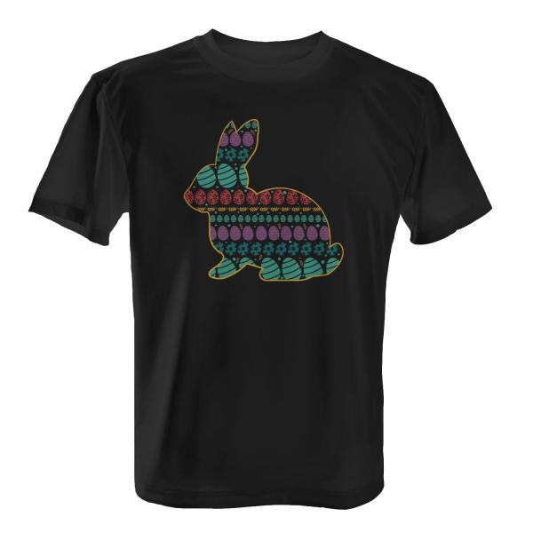 Muster Oster Hase - Herren T-Shirt