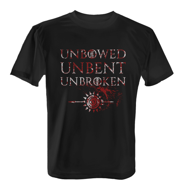 House Martell Unbowed Unbent Unbroken - Herren T-Shirt