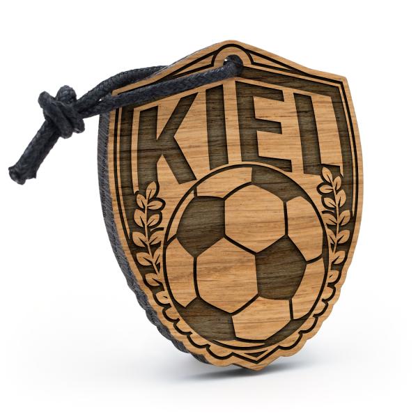 Kiel - Schlüsselanhänger Fußball