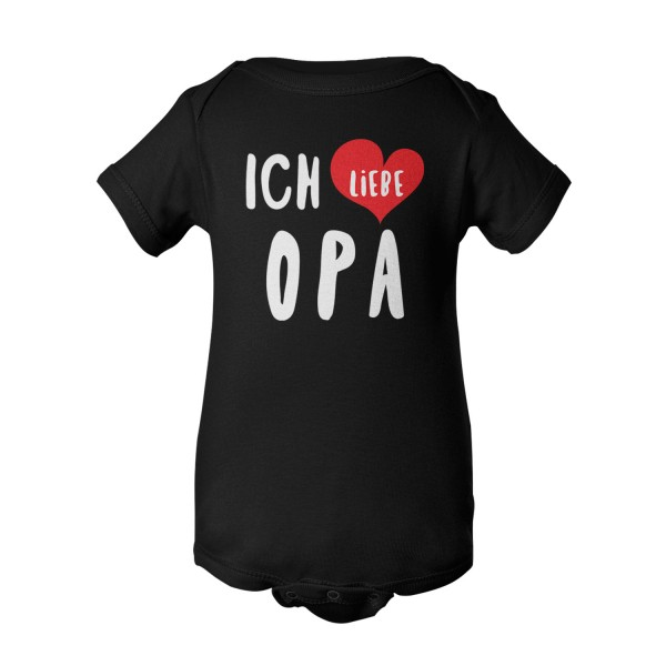 Ich liebe Opa - Baby Body