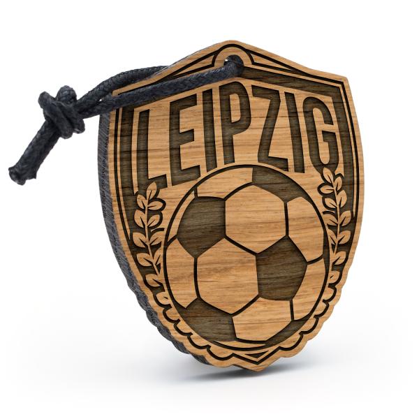 Leipzig - Schlüsselanhänger Fußball