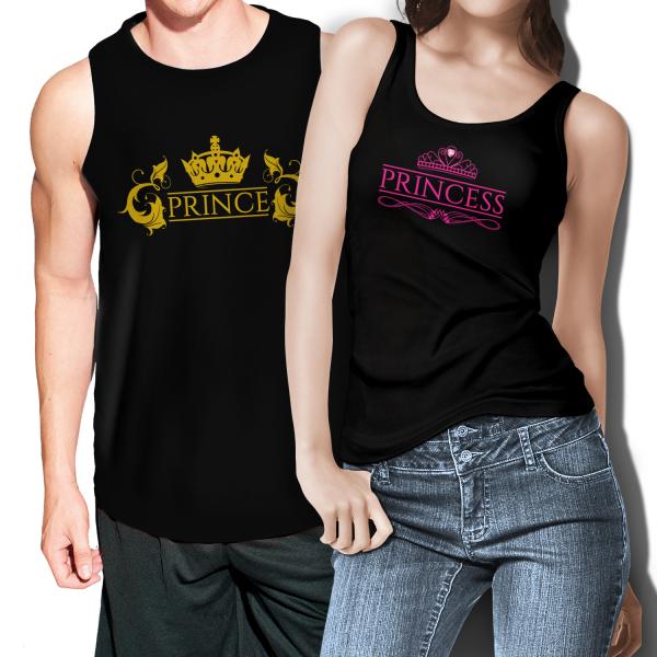 Prince & Princess - Partner Tank Top