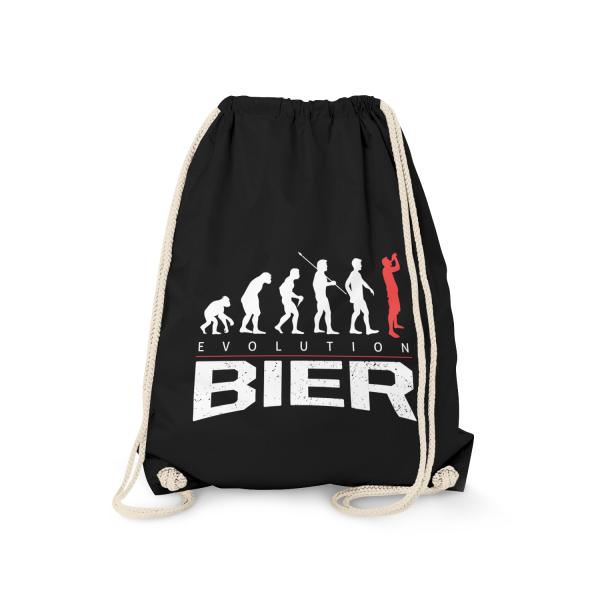 Evolution Bier - Turnbeutel