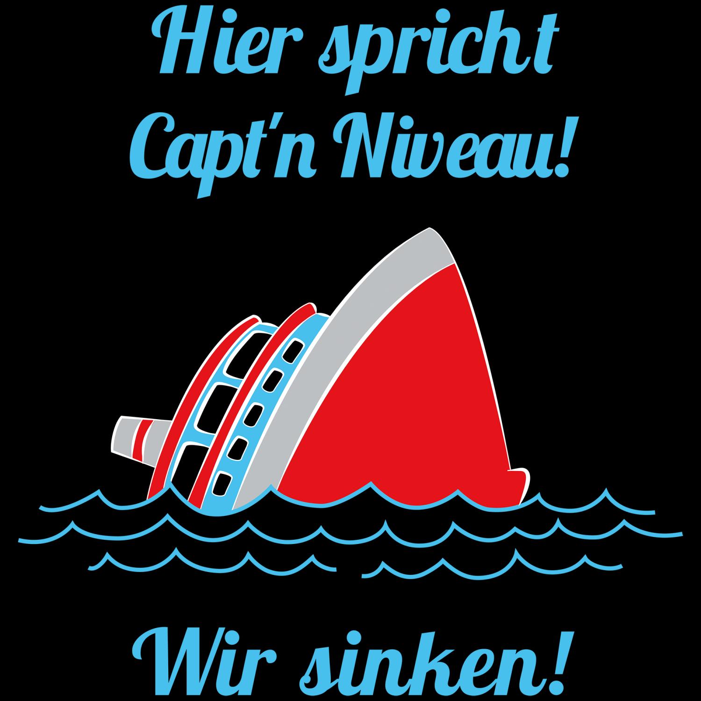 Captain das niveau sinkt