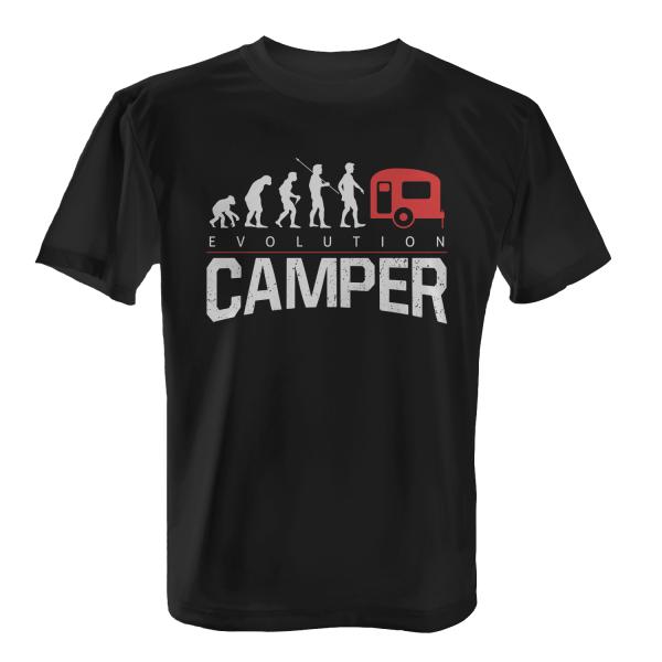 Evolution Camper - Herren T-Shirt