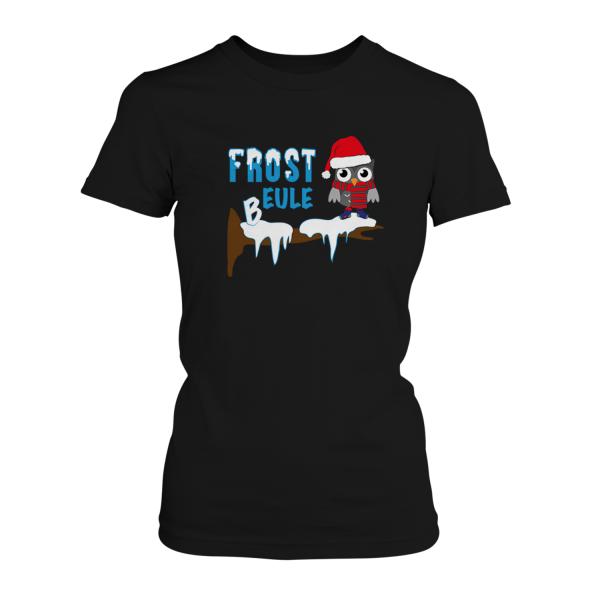 Frost (B)Eule - Damen T-Shirt